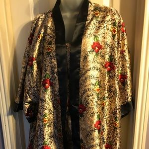 Vanity Fair 2 pc gown and robe Sz L